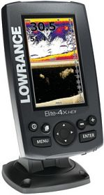 Lowrance Elite 4X CHIRP 4 δεσμών
