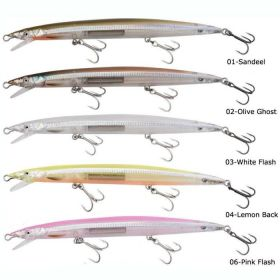 Savage Gear 3D Sandeel Jerk Minnow